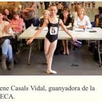 2014 - LICEXBALLET de jurat becas FPDC-M.C.Ventura, C.Cavaller,M.Guerrrero